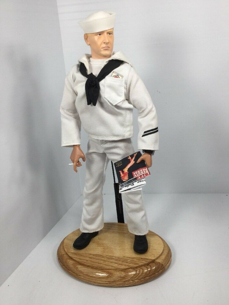 1 6 DRAGON US NAVY PETTY OFFICER ON SHORE LEAVE OAK STAND WW2 DID 21st BBI
