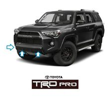 All Black 4runner >> Genuine Toyota 2014 2017 4runner Trd Pro Front Lower Black Valance