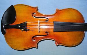 """Fringant Charismatique """"kruse"""" Stradivarius Modèle 1721 Violon-solide Et Ouverte Clear Sound-afficher Le Titre D'origine Disponible Dans Divers ModèLes Et SpéCifications Pour Votre SéLection"""