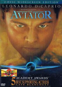 Drama-The-Aviator-DVD-2005-Bilingual-2-Discs-Epic-Leonardo-DiCaprio-NEW