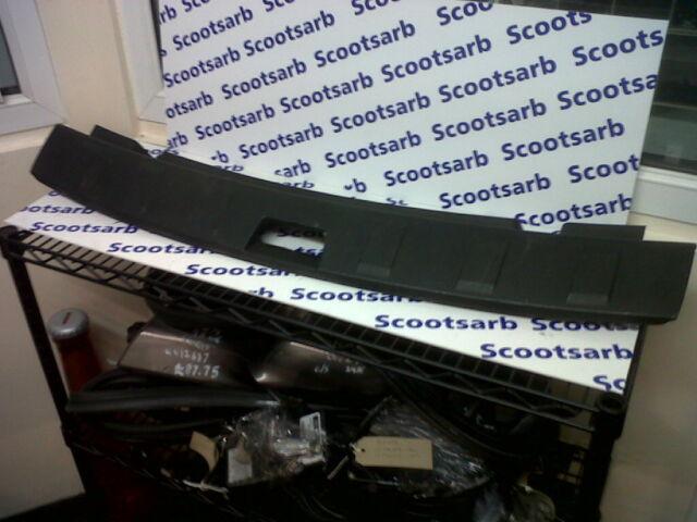 SAAB 9-3 Rear Boot Plastic Moulding Sill Panel 06-10 12794770 5Dr ESTATE Black