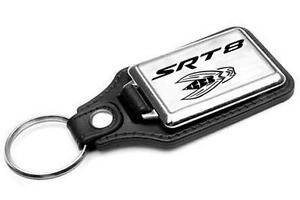 Dodge Srt Yellow Jacket Logo Car Toon Key Chain Ring Fob New Ebay