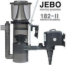 Protein Skimmer- JEBO -182 II- With JEBO Power Head Quadplex Spraying-Best Price