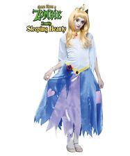 Sleeping Beauty Princess Costume Zombie Dress Halloween Child Girls Costume 12-1