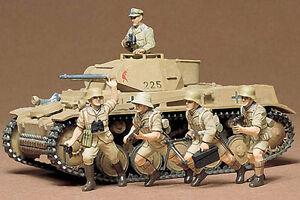 Tamiya-Models-1-35-German-Panzer-Mk-II-Ausf-F-G