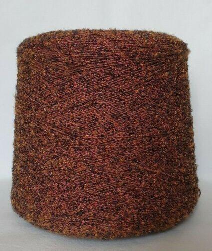 Effektgarn Coton 3,7 TRICOT LAINE handstrick fil KONE denimchic volcan