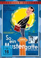 So ein Mustergatte * DVD Pidax Film Klassiker Walter Roderer Neu Ovp