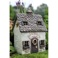 Miniature Fairy Escape Faerie House Cottage 0552 Door opens Fairy Hobbit Garden