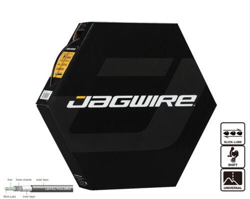 Jagwire Sport Shift Gear Housing LEX 4 MM X 50 M with Slick-Lube Black