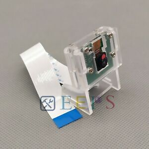 5MP-Camera-Module-Webcam-Video-1080p-Transparent-Holder-For-Raspberry-Pi-3B-2B
