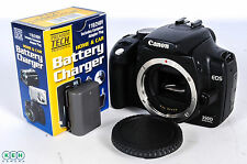 Canon EOS 350D Black (Euro Rebel XT) Digital SLR Camera Body