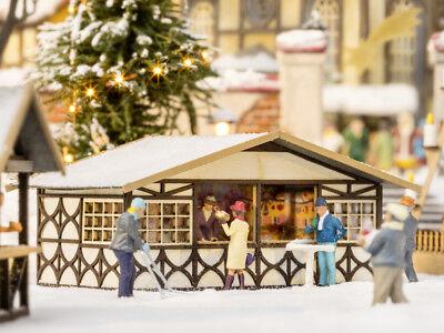 Acquista A Buon Mercato Noch 14482 - Tt 1:120 - Weihnachtsmarktstand - Nuovo In Confezione Originale Ricco E Magnifico
