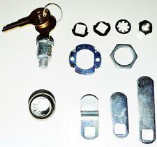 38 Multi Purpose Cam Lock Stainless Steel Finish New In Retail Bag 1ea