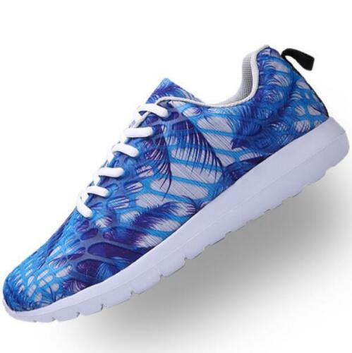 Men/'s//Women/'s Fashion Casual Athletic Sneakers Breathable Running Sports Shoes