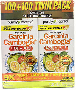 Purely Inspired Garcinia Cambogia Extract Weight Loss Supplement
