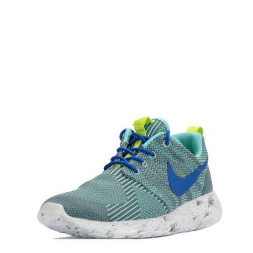 Casual Blu Ginnastica Verde Donna Scarpe Id In Nike Rosherun ICwPqff
