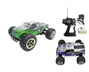 RC-Auto-Rennauto-Monstertruck-S-Track-inkl-Akku-und-Ladegeraet-NEU