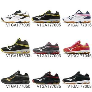 Mizuno-Thunder-Blade-Low-Mid-Men-Volleyball-Badminton-Indoor-Shoes-Pick-1