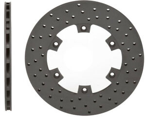 Brake-Disc-210mm-x-12mm-Kart-Cross-Drilled-amp-Vented-Universal-Best-Price