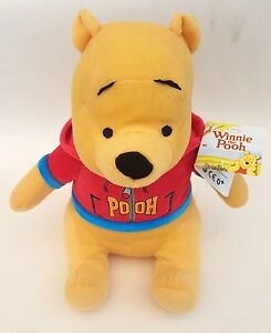 Disney-Winnie-The-Pooh-Cuddly-Toy-New-By-Whitehouse