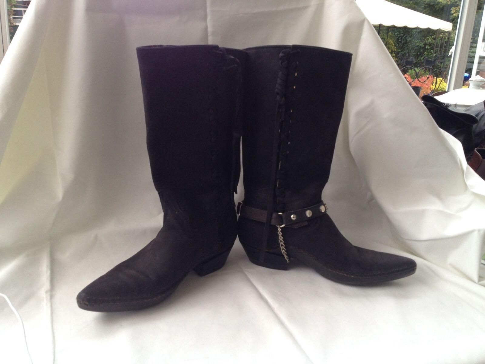 Corso Original Classic Western Cowboy Gr. Stiefel Biker Boots Motorrad Gr. Cowboy 5,5 0e0ab7