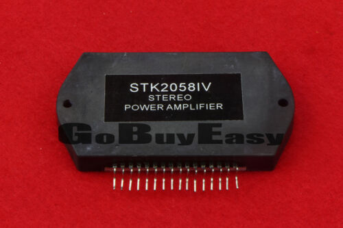 1PCS Used SANYO STK2058-IV MODULE STK2058IV