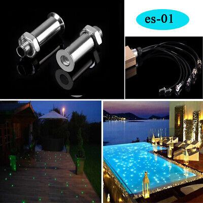 Led light source fiber optic light kit set for Swimming pool sauna room  square | eBay