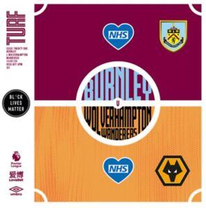 Burnley-v-Wolves-Premier-League-Programme-July-2020-Free-Fast-UK-Delivery