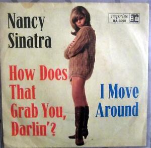 Single / NANCY SINATRA / RARITÄT /