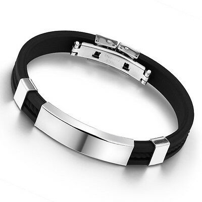 No.1 Fashion Men Bracelets & Bangles Jwelry Bracelet Men Cuff Bracelet Bangles