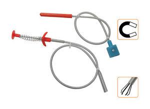 Krallengreifer Magnetheber Magnetsatz 2-Teilig Greifer Magnet Werkzeug Griff