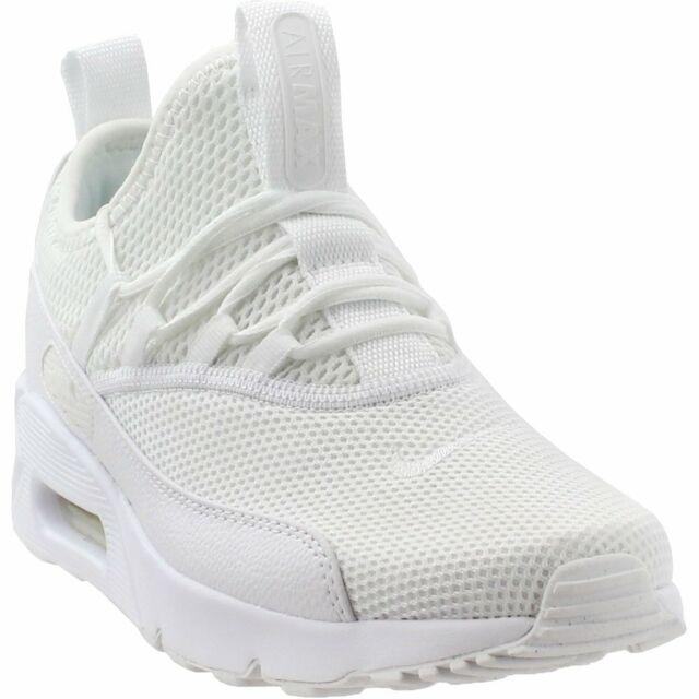 Nike Air Max 90 EZ White white Ao1520-100 Women s Sz 7.5 for sale ... 8a91c8cad
