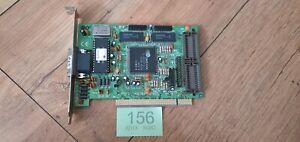Cirrus-Logic-cl-gd5430-qc-c-vc923-PCI-1mb-Grafikkarte-Vintage-DOS