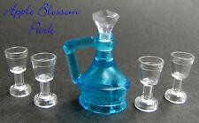 NEW Lego Minifig Trans BLUE JUG - Belville Pirate Friends Food Wine Flask Bottle