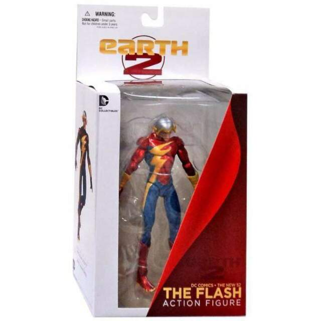 DC Collectibles The New 52 Earth 2 Flash Figure 319872