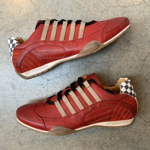 Satané Originals Gulf Racing Sneaker Corsa Rosso