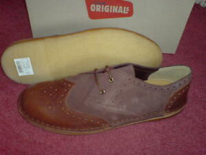 Uk Jink 6 Clarks Original Combi Brogue Mens Castagna HwYqEw