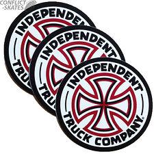 "INDEPENDENT ""Cross"" Skateboard Snowboard Surfboard Sticker Decal 8cm x1 Indy"