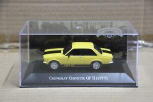 Altaya-1-43-Chevrolet-Chevette-GP-II-1977-Miniature-Cars-Models-Limited-Edition