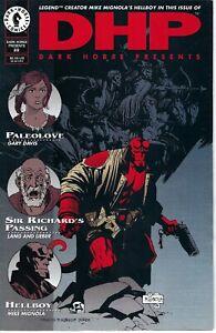 Dark Horse Presents/Dark Horse Comics Hellboy, Robocop 4 book lot; High Grade