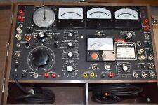 Megger Avo Biddle Multi Amp Sr 51 Amp Relay Tester 120 Volts 10 Amps