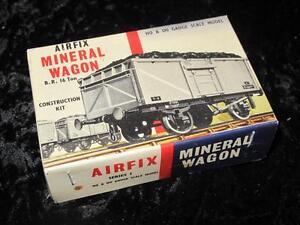 Model Railroads & Trains Airfix Ho Toys & Hobbies Oo Modelleisenbahn Set Minerallien Waggon Nicht Zusammengebautes In Diversified Latest Designs