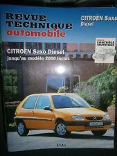 Citroën SAXO diesel : revue technique RTA 5962