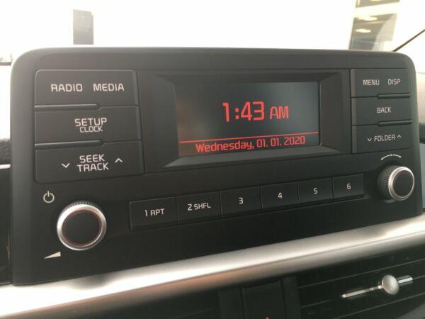 Kia Picanto 1,0 MPi Edition billede 11