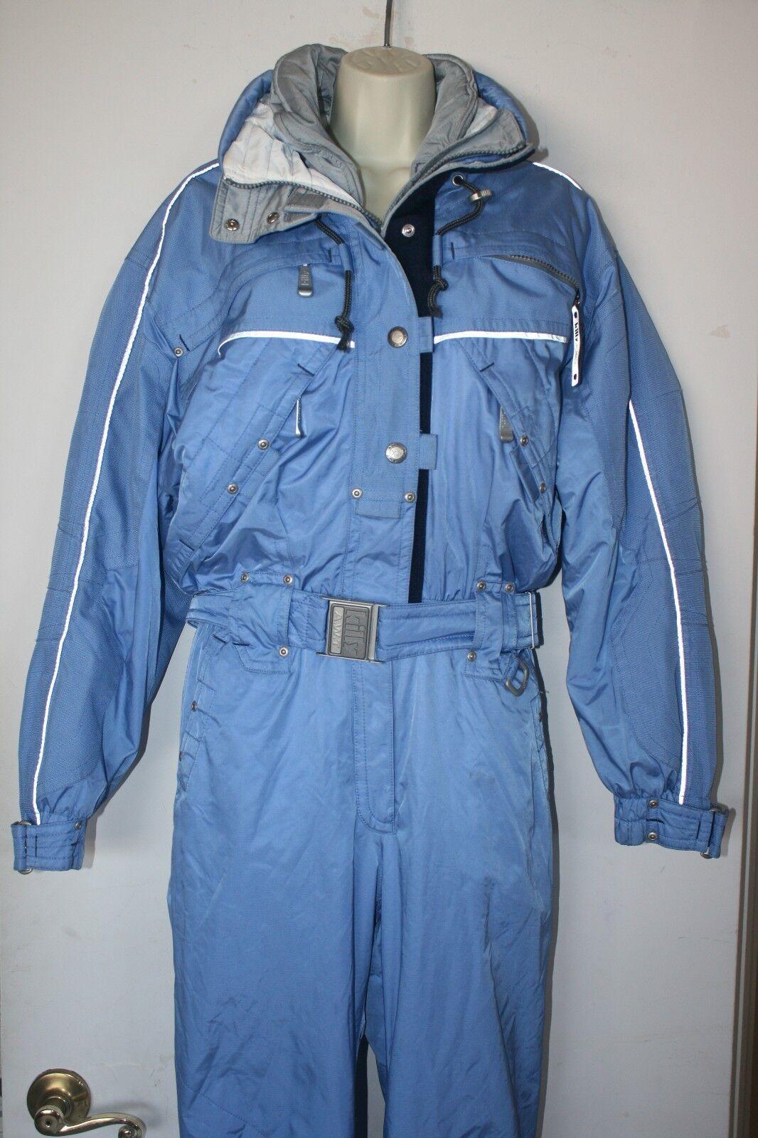 KILLY Master Tech Equip A.W.T. RECCO Full Body Ski Suit Sz F36 D34  I40 GB 32/8