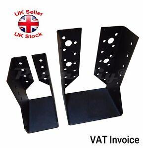 Image Is Loading Heavy Duty Face Fix Joist Hangers Hanger Timber