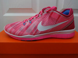 05bb2d4f895a5 Nike Free 5.0 TR Fit 5 PRT trainers shoes 704965 601 uk 5 eu 38.5 us ...