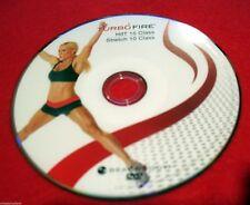 TURBO FIRE - HIIT 15 CLASS + STRETCH 10 CLASS - DVD - BRAND NEW