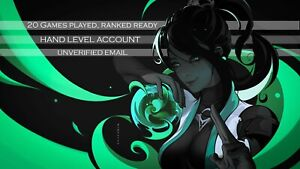 VALORANT-ACCOUNT-NA-UNVERIFIED-EMAIL-AND-20-GAMES-PLAYED-READY-TO-RANK