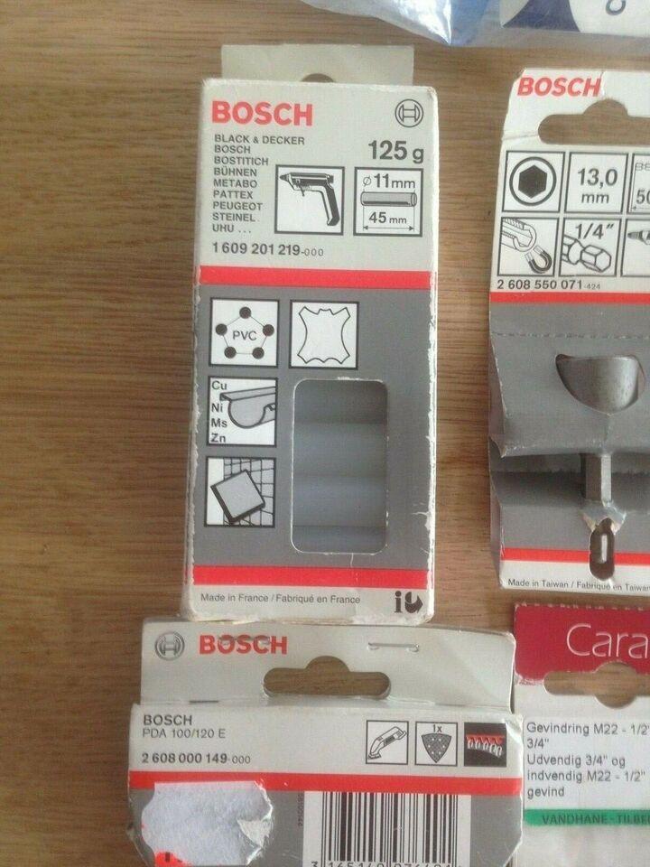 Fittings Reservdele køkken/bad, Bosch Carat Damixa
